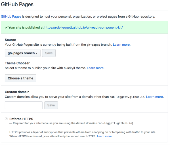 github-settings-gh-pages